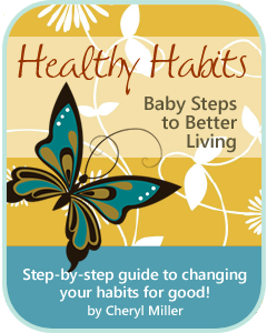 Healthy Habits Workbook