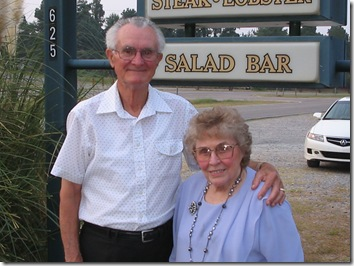 Phil and Freda Miller '07