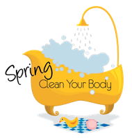 Spring Clean Your Body Logo
