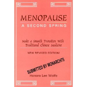Menopause A Second Spring